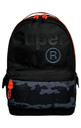 SuperdryDot Aop MontanaHombreNegro Black30x45x15 centimeters