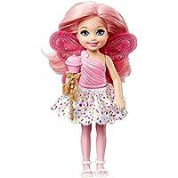 Barbie Chelsea Peri Bebekleri DVM87-DVM88