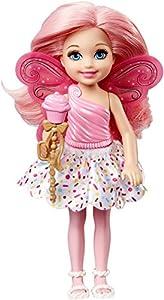 Mattel DVM88 muñeca - Muñecas, Femenino, Chica, 3 año(s), Fairy, De plástico