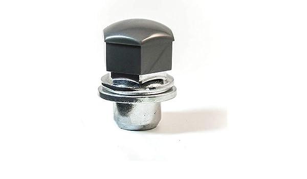 BITS4REASONS E-TECH NEW MODEL 21mm HEX BLACK NUT//BOLT COVER 20 PCS /& PULLER