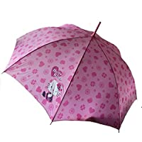 Hello Kitty Ladies Full Size Automatic Umbrella