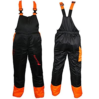Purchase your Chainsaw Safety Bib & Brace Trousers Medium from Log Burning essentials today