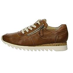Paul Green Damen Sneaker Größe 38.5 EU Braun (braun)