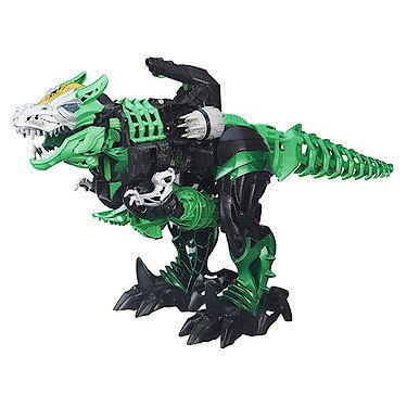 Transformers Robots in Disguise Stomp and Chomp Grimlock Figure by Hasbro
