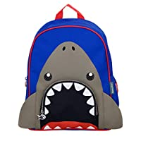 Harry Bear Kids Shark Backpack