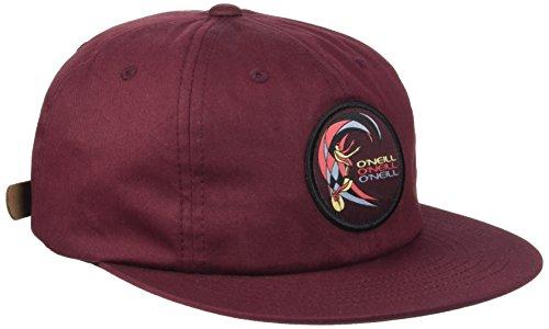 O'Neill Herren Heritage Baseball-Cap, Beajolais, Einheitsgröße