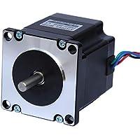 ueetek NEMA 23Motor paso a paso 2,8A 178.5oz.in/1.26nm Motor paso a paso para 3d impresora, CNC