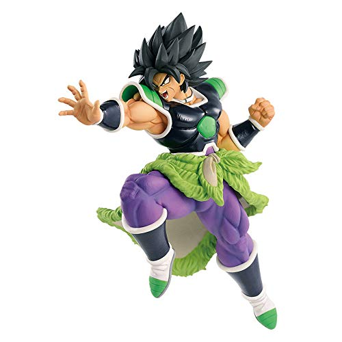 Banpresto movie Dragon Ball super ULTIMATE SOLDIERS -THE MOVIE- I Broly anger