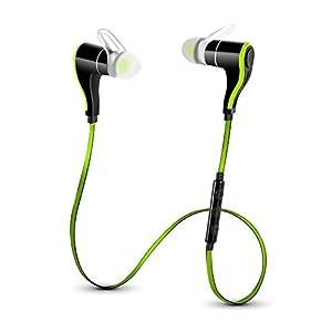 Neuester Bluetooth In Ear Kopfhörer Elegantes Design Bluetooth 4.0 Stereo Klang Ohrhörer Headset mit Stimme Kontrolle Ja / Nein, Unterstützt 5 Sprachen