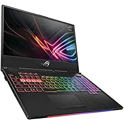 "Asus ROG HERO2-GL504GM-ES311T PC portable Gamer 15"" 144Hz Noir métallisé (Intel Core i7, 8 Go de RAM, 1 to + SSD 256 Go, Nvidia GeForce GTX1060 6 Go, Windows 10) Clavier AZERTY Français"