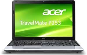 Acer TravelMate P253-E-20204G50Mnks 39,6 cm (15,6 Zoll non Glare) Notebook (Intel Pentium 2020M, 2.40 GHz, 4GB RAM, 500GB HDD, Intel HD, DVD, kein Betriebssystem) schwarz