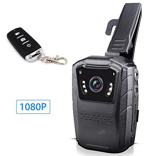 12MP 1920X1080p 30Fps HD Körper Getragen Kamera IR Nachtsicht 16 GB Polizei Kamera Video Recorder Mit Fernbedienung - Polizei-videorecorder