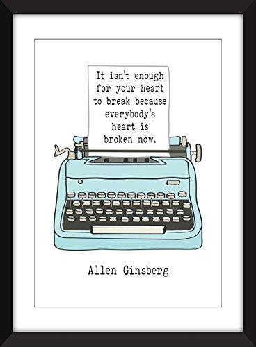 allen-ginsberg-cuore-quote-tipografia-stampa-heart-quote