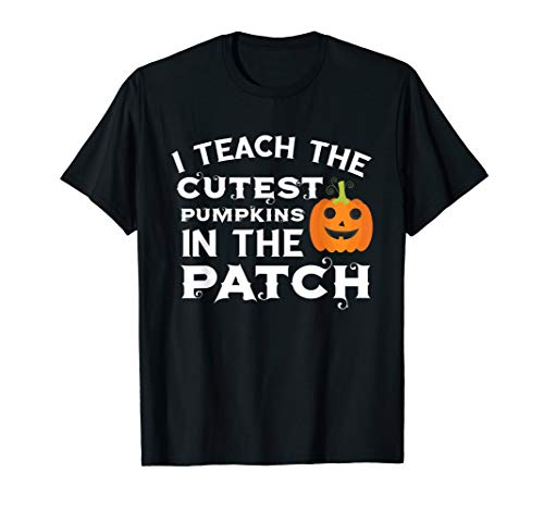 umpkins In The Patch Halloween T Shirt ()