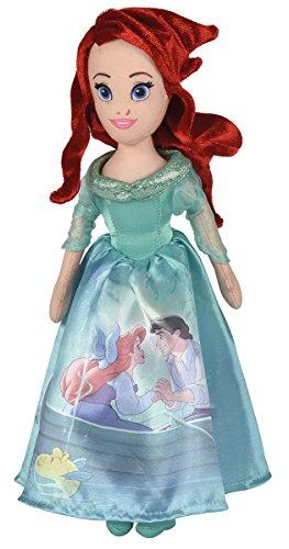 isney Plüsch Prinzessin Ariel 25 cm (Disney Prinzessin Ariel)