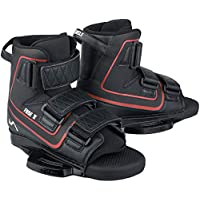 MESLE Wakeboardbindung Fuse V, Open Toe Boots mit Klettverschluss