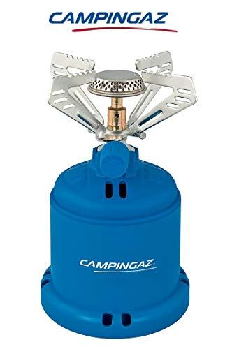 ALTIGASI Réchaud à gaz Camping 206 S Stove Camping Puissance 1,230 W - Poids 280 grammes Utilise des Cartouches C206 GLS