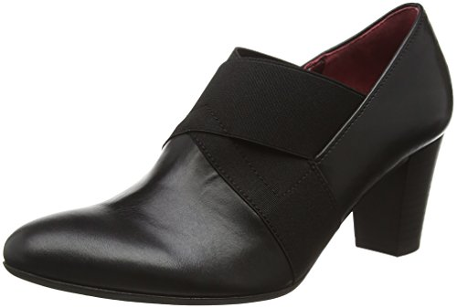 Gabor Shoes 52.165 Damen Pumps, Schwarz (Schwarz (Fu Rot) 57), 40.5 EU (7 Damen UK)
