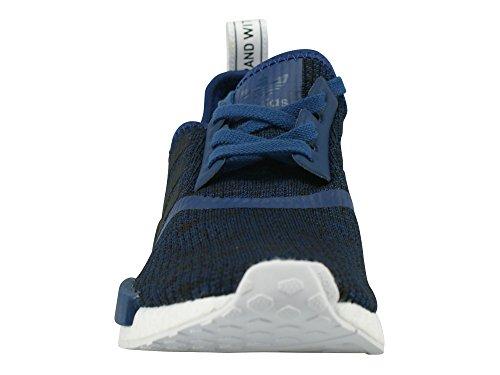 adidas Nmd_r1, Scarpe da Ginnastica Uomo blu nero mélange