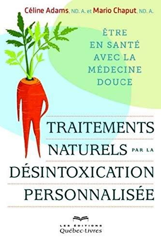 Traitements naturels par la désintoxication personnalisée