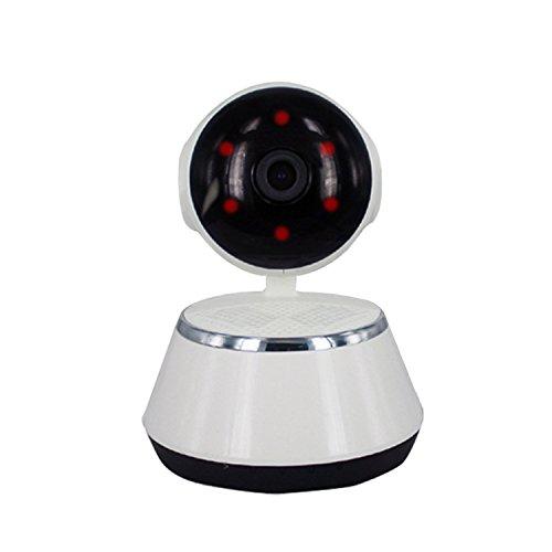 Wlan Kamera, 720P HD IP Überwachungskameras Kamera Wifi mit Audio & Nightvision, Zwei-Wege-Audio,...