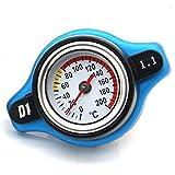 Hermosairis Professionelle Autozubehör-Auto-Kühlerdeckel mit Wassertemperaturanzeige 0.9bar oder 1.1bar Abdeckung für die Umrüstung von Autos