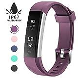 AndThere Fitness Tracker Activity Tracker Smart Bracelet Wrist Sport Watch Pedometer Wristband