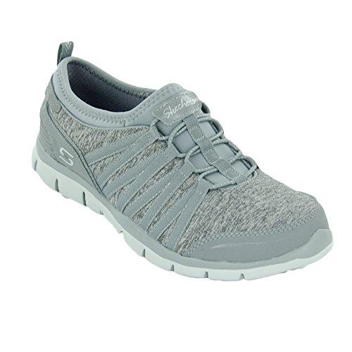 Sneakers Skechers It 5 Off 6 Gray Gratis Shake Gray Womens CrAwfXrq