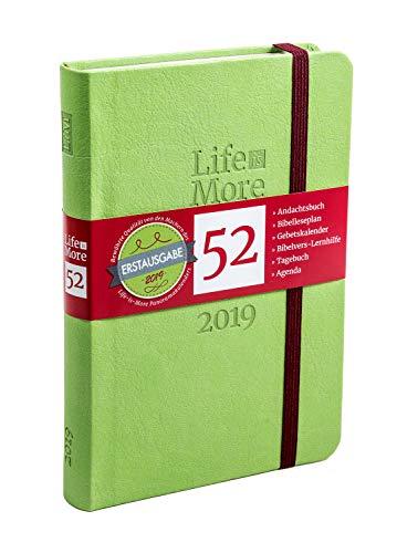 Life-is-More 52 Andachtsbuch für 2019 von Peter Krakovsky