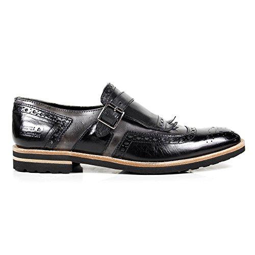 Melvin & Hamilton - Chaussure en cuir Melvin & Hamilton Eddy 1 Noir