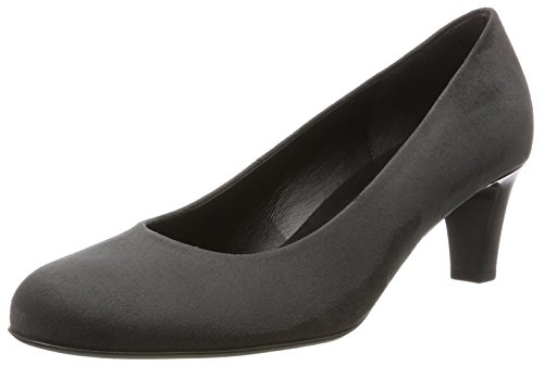 Gabor Shoes Damen Gabor Basic Pumps, Grau (39 Anthrazit), 37.5 EU