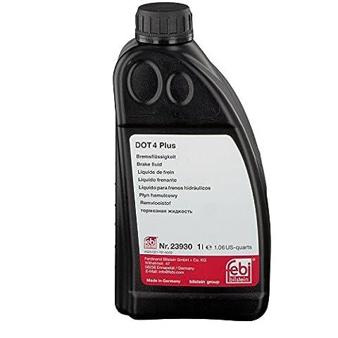 febi bilstein 23930 Bremsflüssigkeit (DOT 4 Plus) 1 Liter