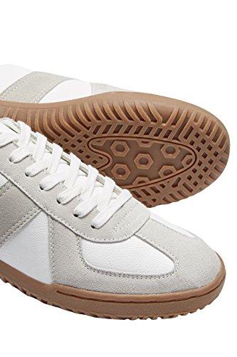 next Homme Baskets Blanc