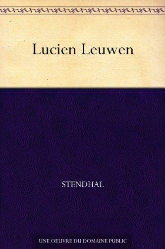 Lucien Leuwen por Stendhal
