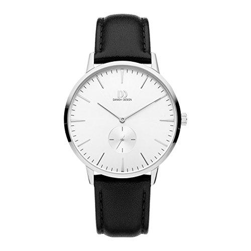 Danish Design Reloj Analógico para Hombre de Cuarzo con Correa en Cuero IQ12Q1250