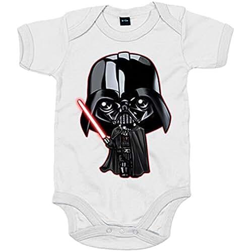 star wars kawaii Body bebé Star Wars Darth Vader Kawaii