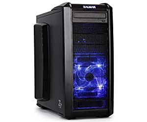 Zalman Z7-PLUS Mid-Tower ATX Gaming Computer Chassis