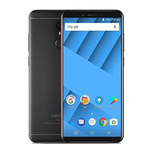 Vernee M6 4G Smart Phone 5.7 Zoll 18: 9 Schirm Android 7.0 MT6750 Octa Kern 4GB + 64GB 16MP + 13MP 3300mAh Mobiltelefon