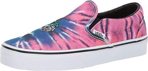Vans Classic Slip-On Schuhe (tie dye) Multi/True White - Slip-on White Herren Schuhe Vans