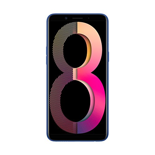 Oppo A83 (Blue, 4GB RAM, 64GB Storage) with Offers