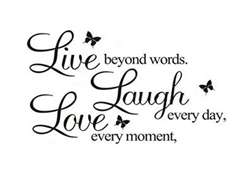charm-buddy-live-every-moment-laugh-every-day-love-beyond-words-wall-art-mural-sticker