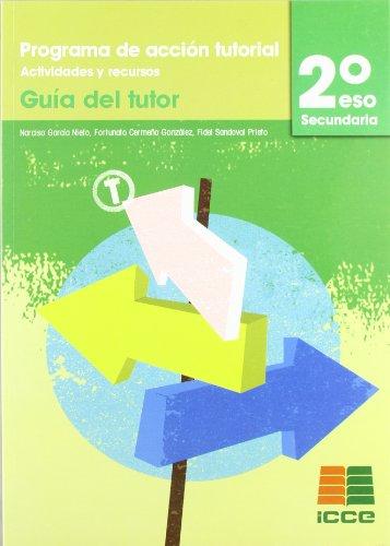 Tutorías, programa de acción tutorial, actividades y recursos, 2 ESO. Guía del tutor