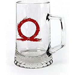 God of War Serpent - Vaso de cerveza