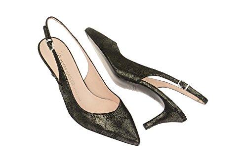 Peter Kaiser61503/209 - Scarpe con cinturino alla caviglia Donna Nero (nero)