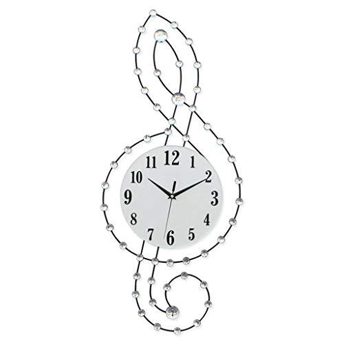JYT-GZ Decoración del hogar Personalidad Creativa Reloj Reloj de Cuarzo Mute Creative Art Fashion (Color: B) Accesorios de Moda para el hogar (Color : B): Amazon.es: Hogar