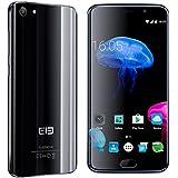 Elephone S7 4G LTE Smartphone - Dual SIM Android 6.0 Helio X20 Deca-Núcleo 2.0GHz, 4GB RAM, 64GB ROM, FHD Pantalla 13.0MP + 5.0MP Cámaras Huella Digital Negro