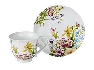 Creative Tops Katie Alice '' jardin anglais '' Cup & Saucer