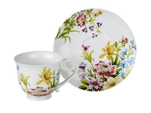 Creative Tops Katie Alice ''English Garden'' Cup & Saucer