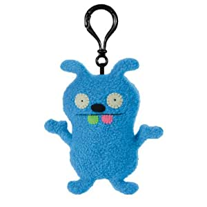 Uglydoll Tutulu Clip On Ugly Soft Toy: Amazon.co.uk: Toys ...