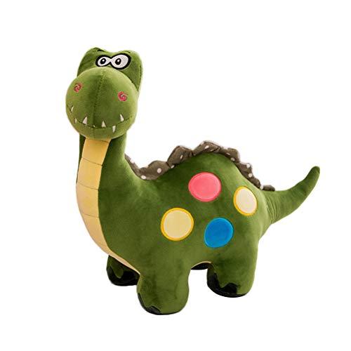 aurier Spielzeug Kinder Stofftier Dinosaurier 35cm Geschenk (grün) ()